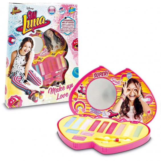 Soy Luna Maquillaje Make Up Love