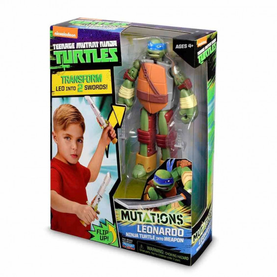Tortugas Ninja Mutation Tortuga Arma Figura Varios Modelos