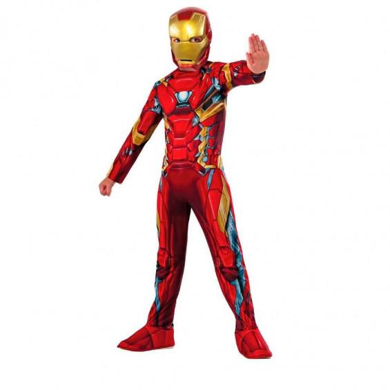 Disfraz Niño Iron Man Talla L