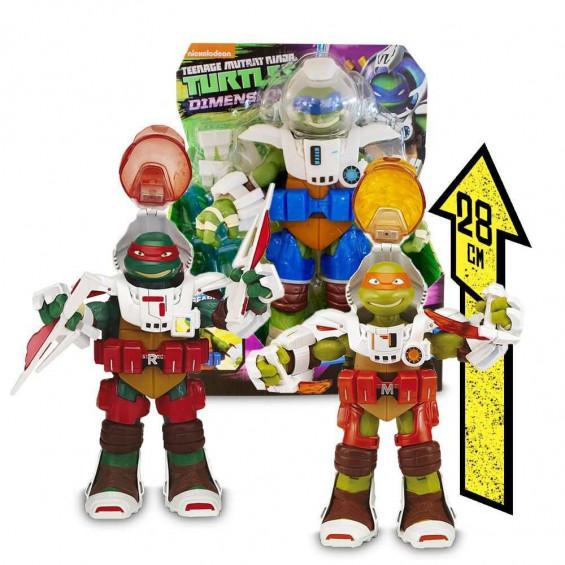 Tortugas Ninja Dimensión Figuras Varios Modelos