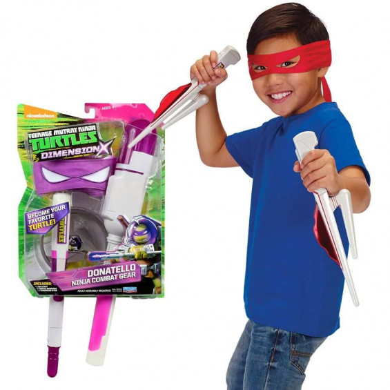 Tortugas Ninja Dimensión Roleplay Varios Modelos