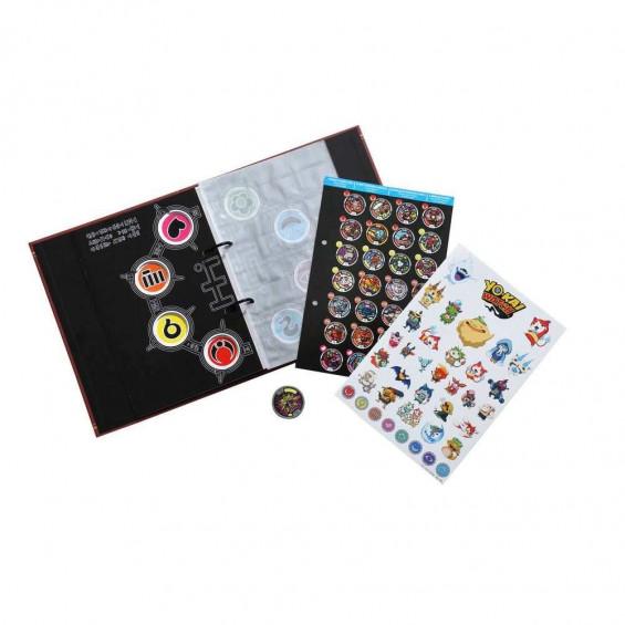 Yokai Watch Álbum de Colección Medallium