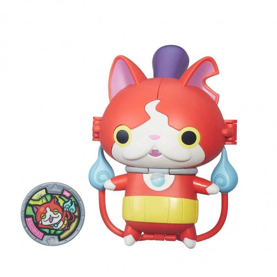 Yokai Watch Figuras Transformables Varios Modelos