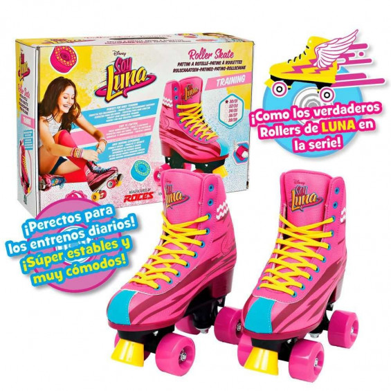 Soy Luna Patines Roller Training Talla 32/33