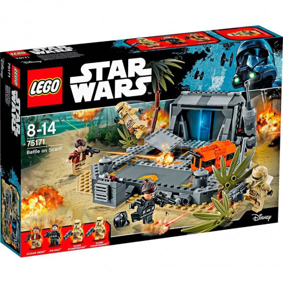 LEGO Star Wars Battle on Scarif - 75171