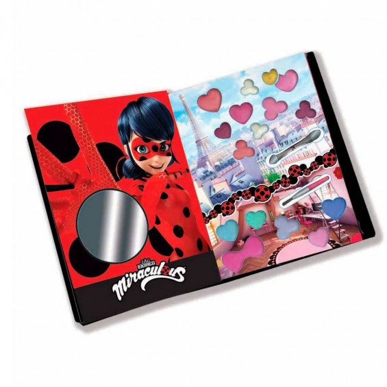 Ladybug Agenda Maquillaje