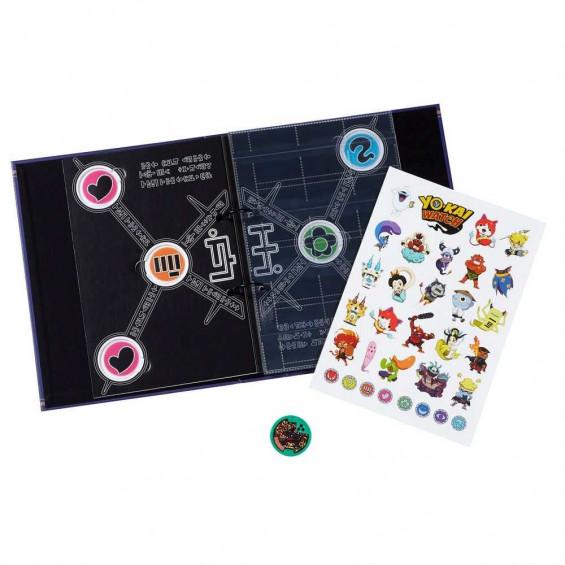 Yo-Kai Watch Álbum de Colección Medallium