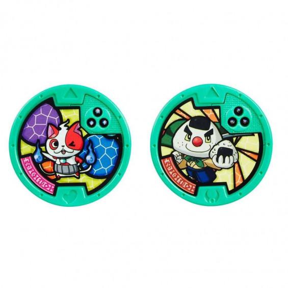 Yo-Kai Watch Sobres Sorpresa Medalla Yo-Motioin Varios Modelos