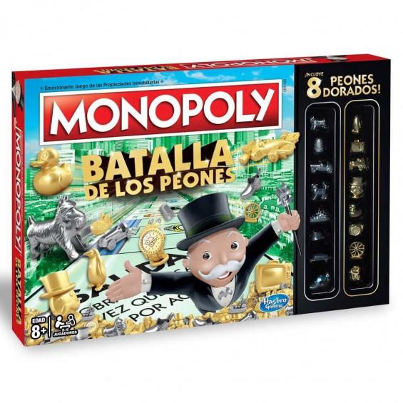 Monopoly Batalla de los Peones