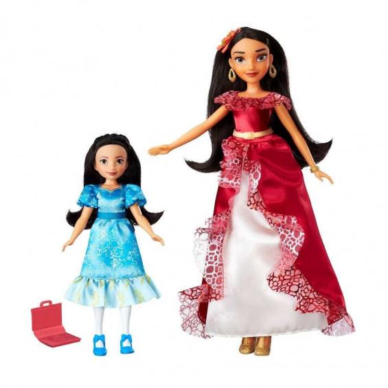 Disney Princess Elena de Avalor y Princesa Isabel