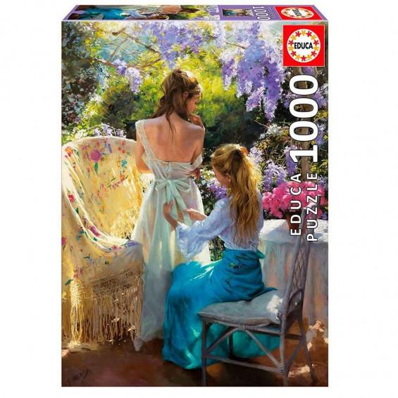 Puzzle Primavera Vicente Romero 1000 Piezas