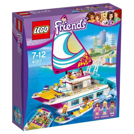 LEGO Friends Catamarán Tropical - 41317