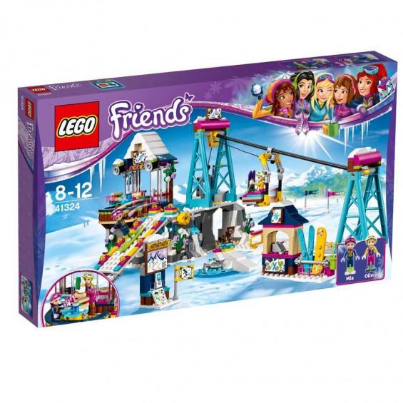 LEGO Friends Estación de Esquí: Telesillas - 41324