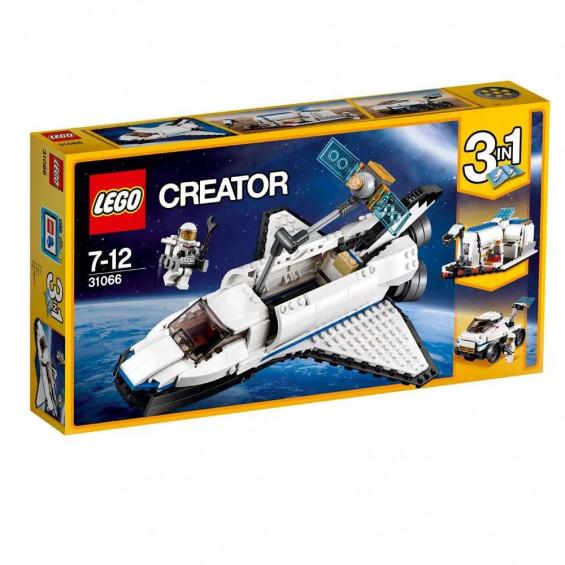 LEGO Creator Space Shuttle Explorer - 31066