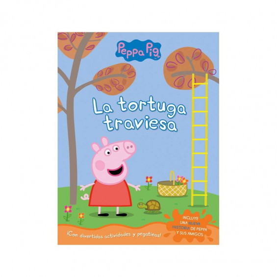 Peppa Pig La Tortuga Traviesa