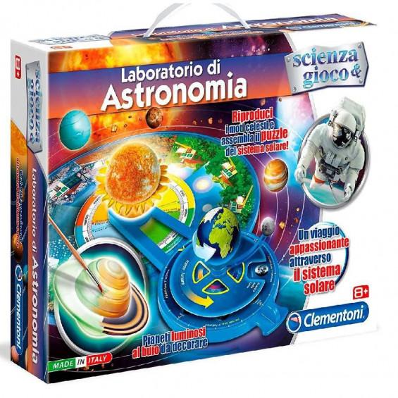 Ciencia y Juego Laboratorio de Astronomia