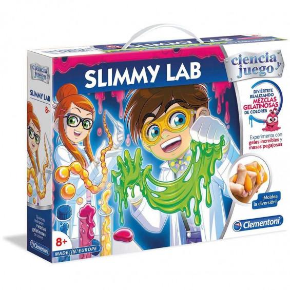 Ciencia y Juego Crea Tu Slime