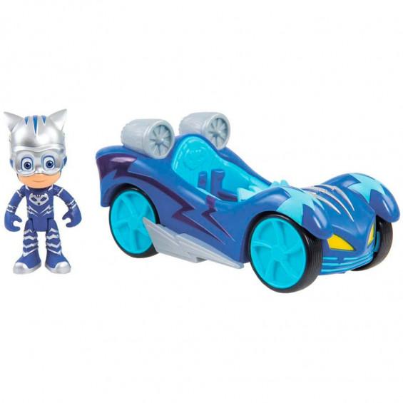 PJ Masks Vehículo Turbo Gatuno