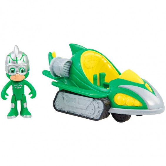 PJ Masks Vehículo Turbo Gekko