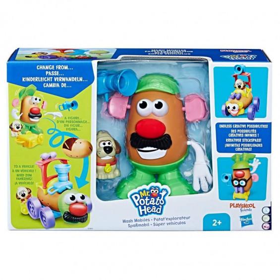 Playskool Mr. Potato Súper Vehículo