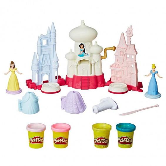 Play-Doh Palacio de Princesas Disney