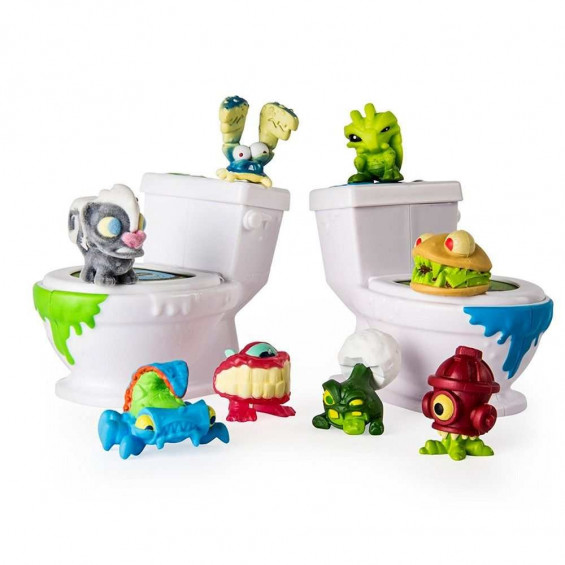 Flush Force Bizarre Bathroom Varios Modelos