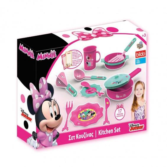 Minnie Mouse Set de Cocina