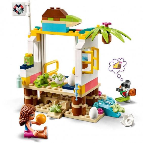 LEGO Friends Misión de Rescate: Tortugas - 41376
