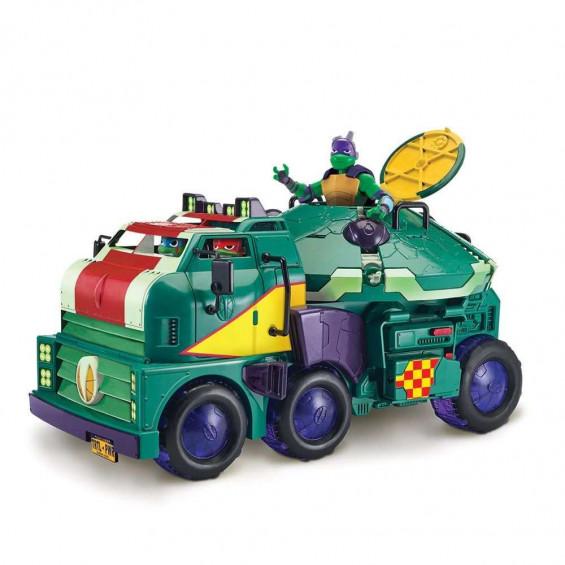 Rise Of Tortugas Ninja Turtle Tank