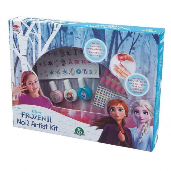 Frozen 2 Kit Nail Artist