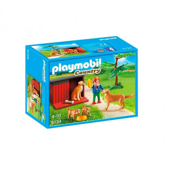 Playmobil Country Golden Retrievers - 6134