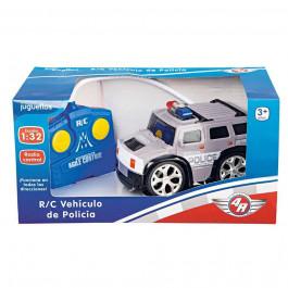 4R Radio Control Vehículo de Policía Varios Modelos