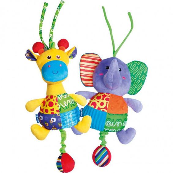 Bebé Vip Mi Animialito Musical a Cuerda Varios Modelos