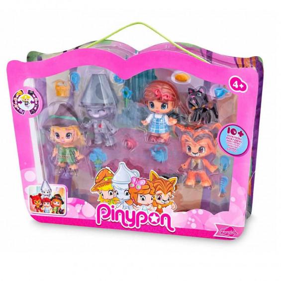 PinyPon Set Mago de Oz