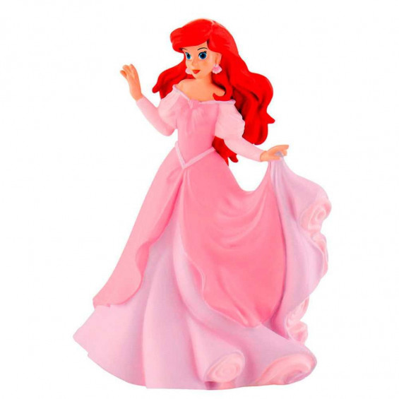 Ariel Vestido Rosa Figura