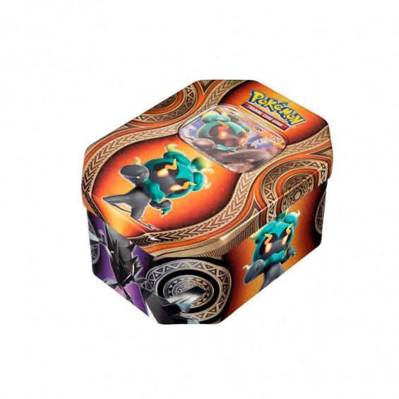 Pokémon Caja Metálica Varios Modelos