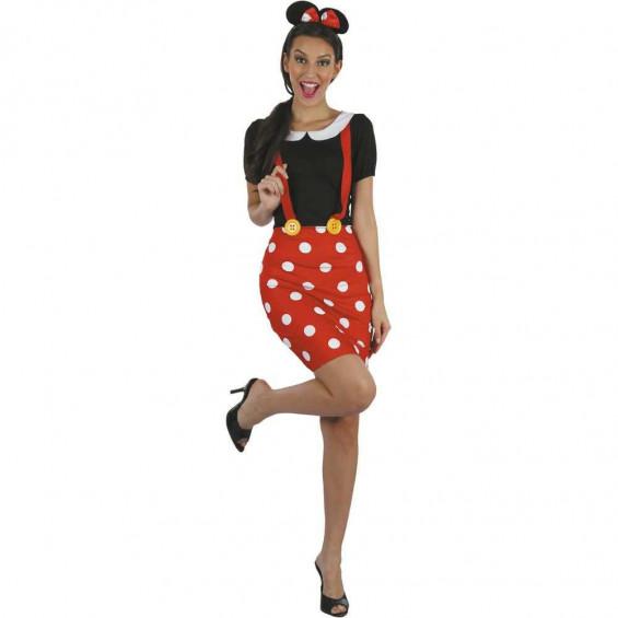 Disfraz Mujer Ratoncita