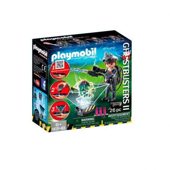 Playmobil Ghostbusters Cazafantasmas Raymond Stantz - 9348