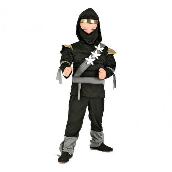 Disfraz Ninja Infantil Talla M