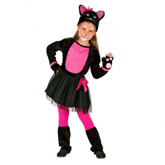 Disfraz Gatita Infantil Talla M