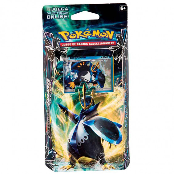 Pokémon Baraja 60 Cartas SM5 Ultra Prisma