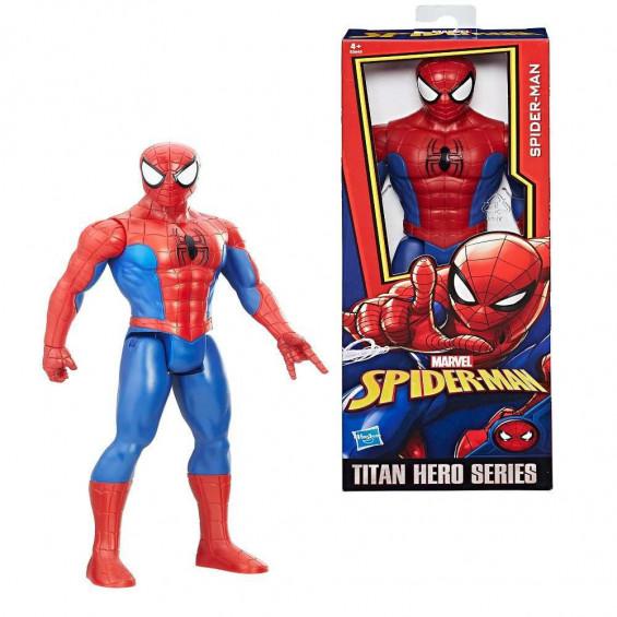 Marvel SPIDER-MAN Titan Hero Series Figura SPIDER-MAN