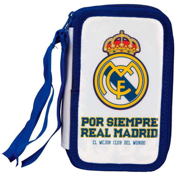Real Madrid Plumier 3 Pisos