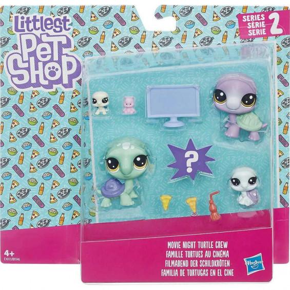 Littlest Pet Shop Pack Familia