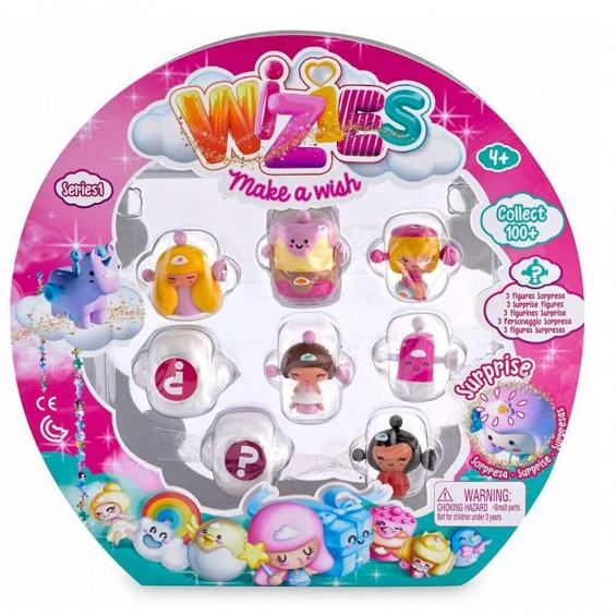 Ziwies Pack 8 Figuras Varios Modelos