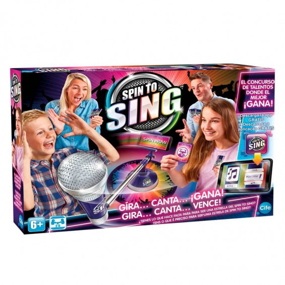 Spin Sing