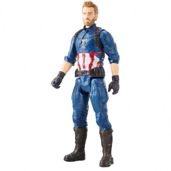 Marvel Avengers Titan Hero Series Capitan America