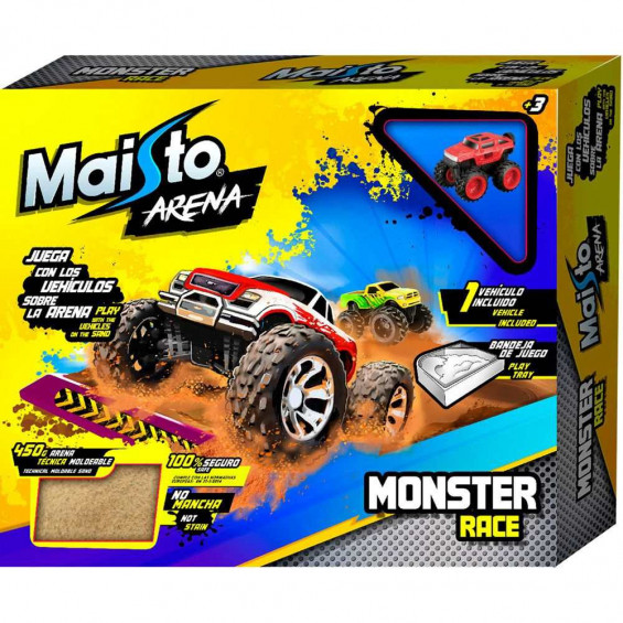 Maisto Arena Monster Race