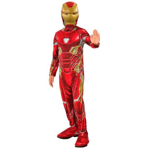 Disfraz Avengers Iron Man Talla L