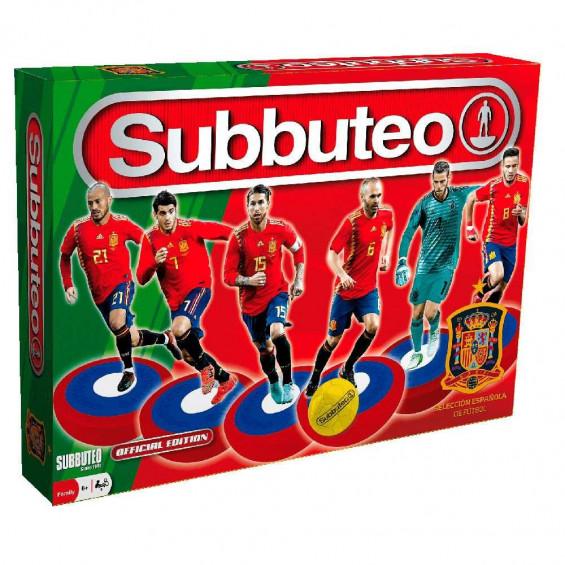 Subbuteo Selección Española
